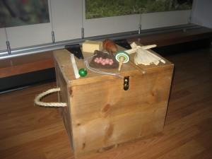 Early Pioneer Box