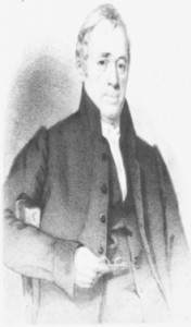 Figure 3. Image of Rev. Thomas Ware.